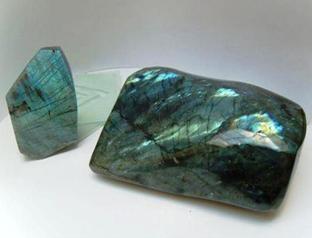 Labradorite (Spectrolite) Ornament