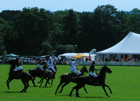 Veuve Cliquot Gold Cup Polo Final