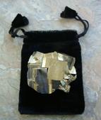Natural Iron Pyrite - gift