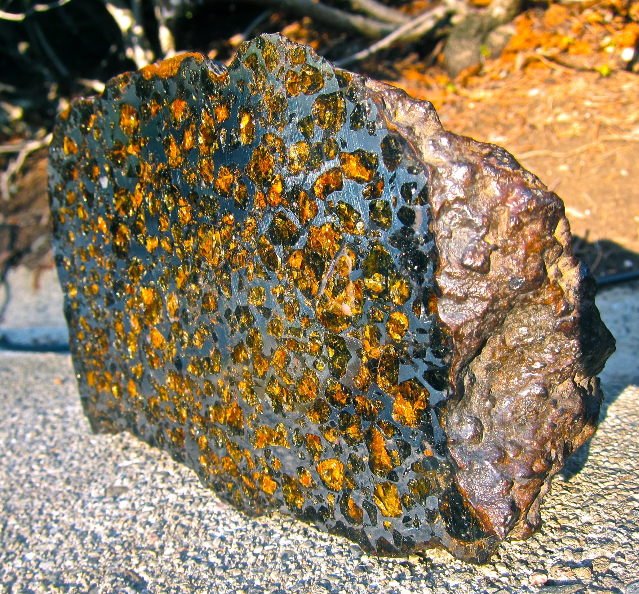 Фото метеоритов насо 4