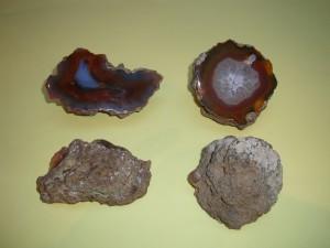 Condor Agate Geodes