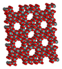 Crystal Structure of a Zeolite